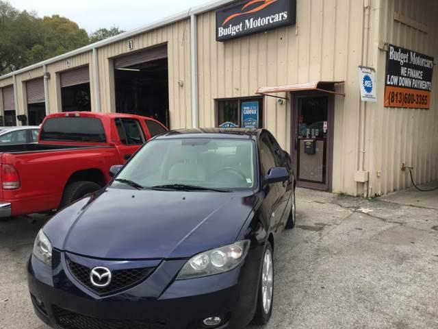 2009 Mazda MAZDA3 for sale at Budget Motorcars in Tampa FL