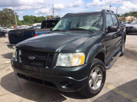 2004 Ford Explorer Sport Trac for sale in Tampa, FL