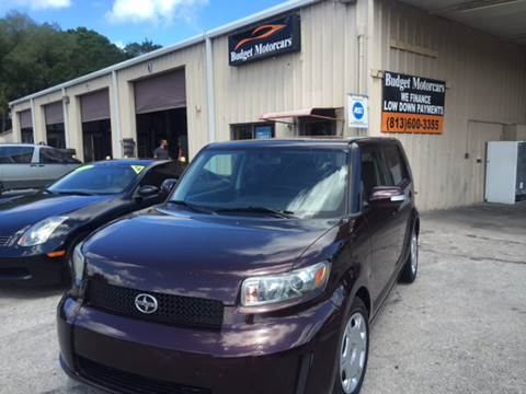 2008 Scion xB for sale at Budget Motorcars in Tampa FL