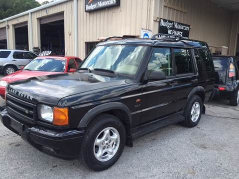 2000 Land Rover Discovery Series II for sale at Budget Motorcars in Tampa FL