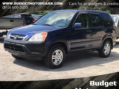 2004 Honda CR-V for sale in Tampa, FL