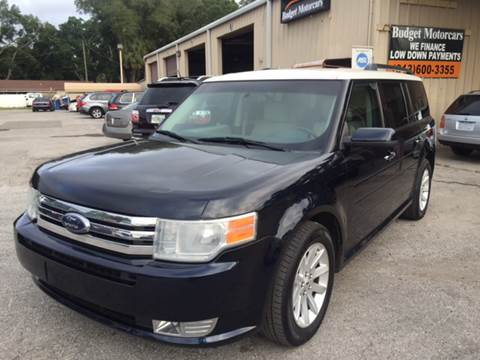 2009 Ford Flex for sale at Budget Motorcars in Tampa FL