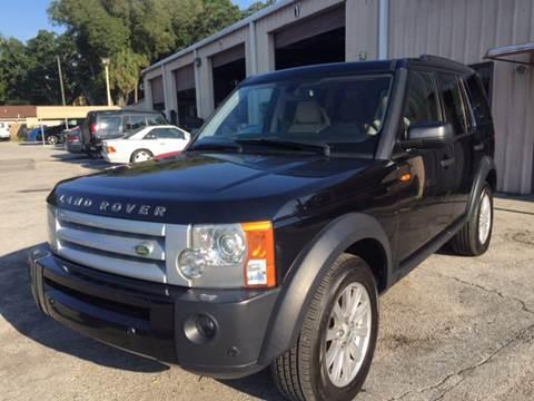 2008 Land Rover LR3 for sale at Budget Motorcars in Tampa FL