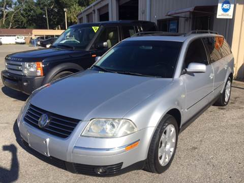 2001 Volkswagen Passat for sale at Budget Motorcars in Tampa FL