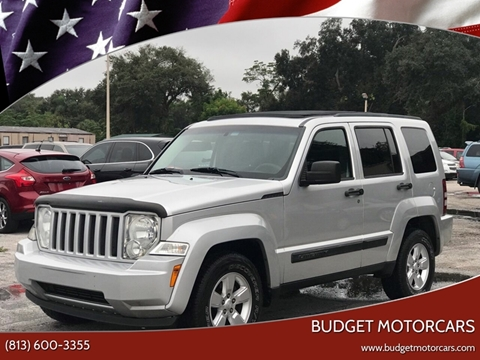 2010 Jeep Liberty for sale in Tampa, FL