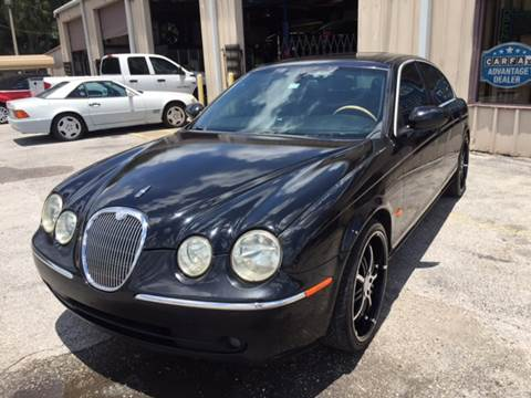 2005 Jaguar S-Type for sale at Budget Motorcars in Tampa FL