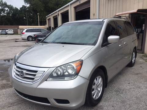 2008 Honda Odyssey for sale at Budget Motorcars in Tampa FL