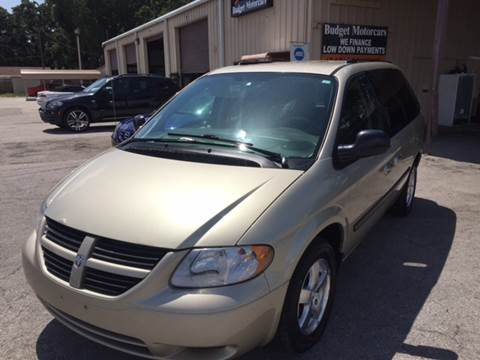2005 Dodge Caravan for sale at Budget Motorcars in Tampa FL
