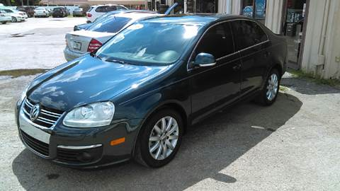 2006 Volkswagen Jetta for sale at Budget Motorcars in Tampa FL