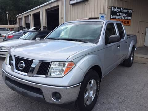 2008 Nissan Frontier for sale at Budget Motorcars in Tampa FL
