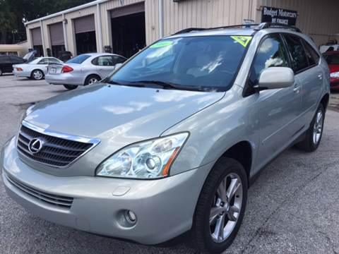 2006 Lexus RX 400h for sale at Budget Motorcars in Tampa FL