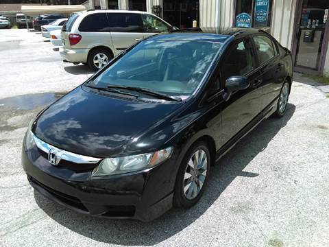 2009 Honda Civic for sale at Budget Motorcars in Tampa FL
