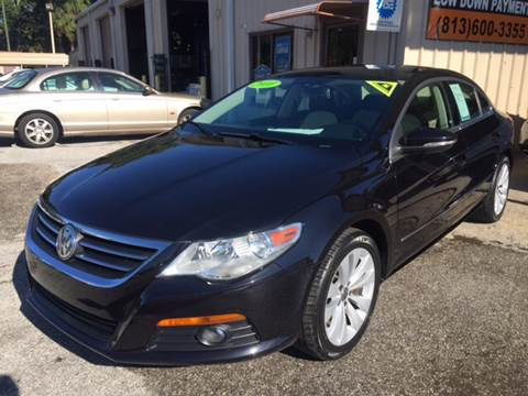 2010 Volkswagen CC for sale at Budget Motorcars in Tampa FL