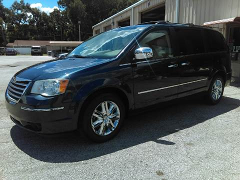 2008 Chrysler Town and Country for sale at Budget Motorcars in Tampa FL