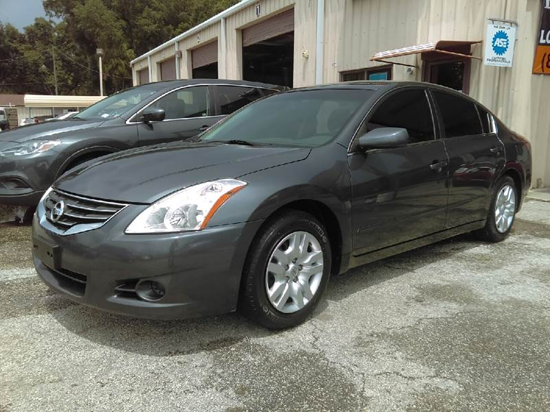 2012 Nissan Altima for sale at Budget Motorcars in Tampa FL
