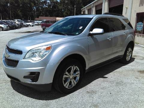 2010 Chevrolet Equinox for sale at Budget Motorcars in Tampa FL