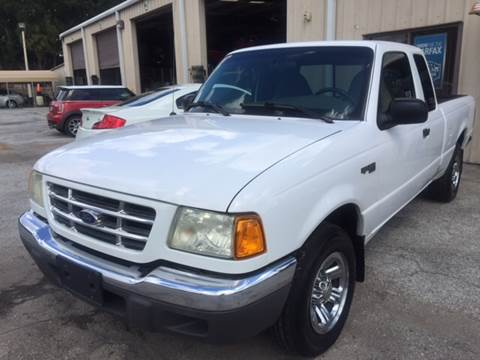 2002 Ford Ranger for sale at Budget Motorcars in Tampa FL
