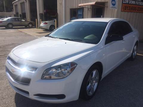 2011 Chevrolet Malibu for sale at Budget Motorcars in Tampa FL