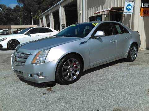 2009 Cadillac CTS for sale at Budget Motorcars in Tampa FL