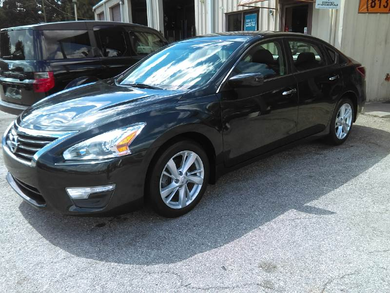 2013 Nissan Altima for sale at Budget Motorcars in Tampa FL