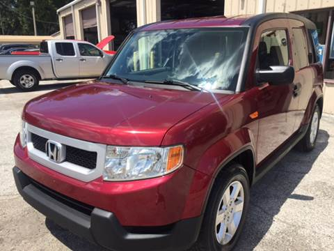 2009 Honda Element for sale at Budget Motorcars in Tampa FL