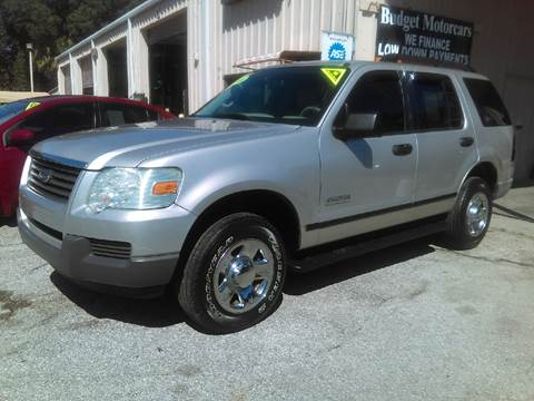2006 Ford Explorer for sale at Budget Motorcars in Tampa FL