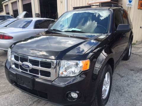 2011 Ford Escape for sale at Budget Motorcars in Tampa FL