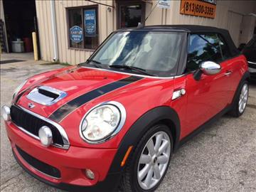 2009 MINI Cooper for sale at Budget Motorcars in Tampa FL