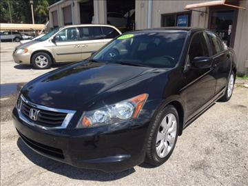2008 Honda Accord for sale at Budget Motorcars in Tampa FL