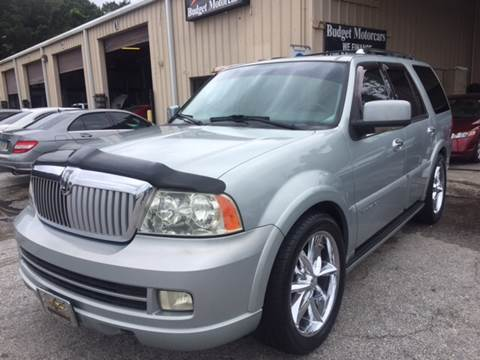 2005 Lincoln Navigator for sale at Budget Motorcars in Tampa FL