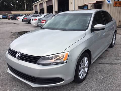 2011 Volkswagen Jetta for sale at Budget Motorcars in Tampa FL