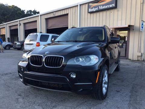 2012 BMW X5 for sale at Budget Motorcars in Tampa FL