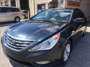 2013 Hyundai Sonata for sale at Budget Motorcars in Tampa FL