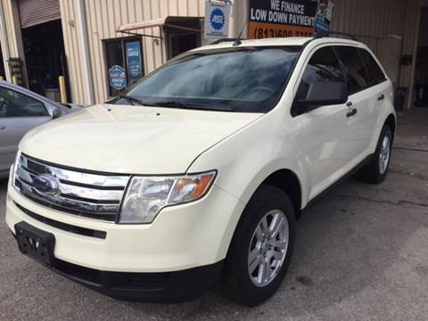 2007 Ford Edge for sale at Budget Motorcars in Tampa FL