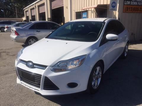 2013 Ford Focus for sale at Budget Motorcars in Tampa FL