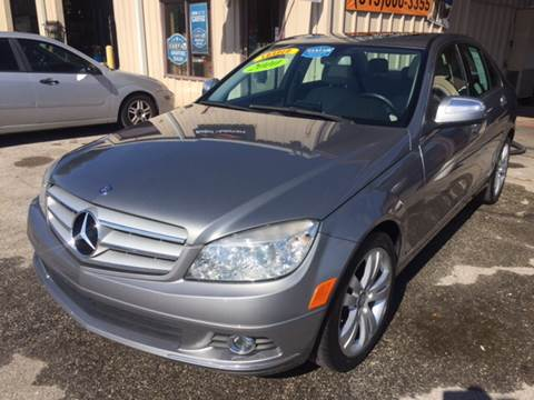 2009 Mercedes-Benz C-Class for sale at Budget Motorcars in Tampa FL