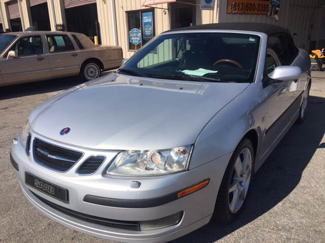 2005 Saab 9-3 for sale at Budget Motorcars in Tampa FL