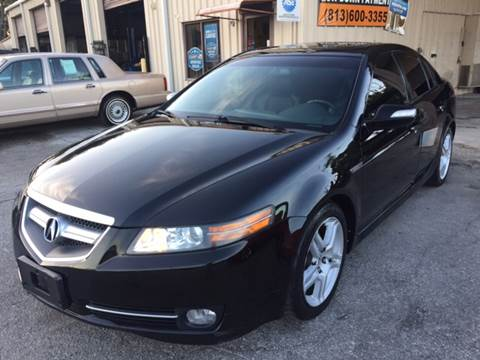 2007 Acura TL for sale in Tampa, FL