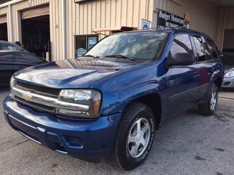 2005 Chevrolet TrailBlazer for sale in Tampa, FL