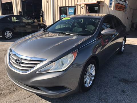2011 Hyundai Sonata for sale at Budget Motorcars in Tampa FL