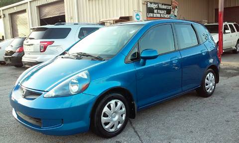 2008 Honda Fit for sale at Budget Motorcars in Tampa FL