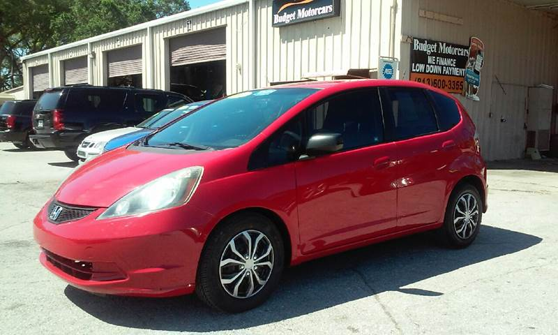 2011 Honda Fit for sale at Budget Motorcars in Tampa FL