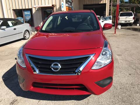 2015 Nissan Versa for sale at Budget Motorcars in Tampa FL