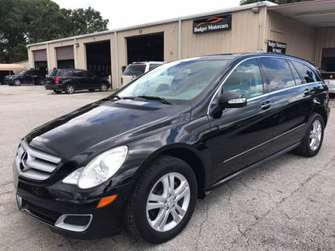 2006 Mercedes-Benz R-Class for sale at Budget Motorcars in Tampa FL