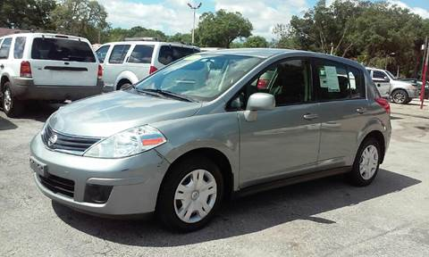 2011 Nissan Versa for sale at Budget Motorcars in Tampa FL