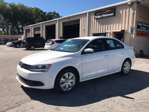 2014 Volkswagen Jetta for sale at Budget Motorcars in Tampa FL