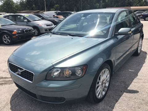2005 Volvo S40 for sale at Budget Motorcars in Tampa FL