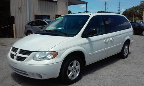 2006 Dodge Grand Caravan for sale at Budget Motorcars in Tampa FL