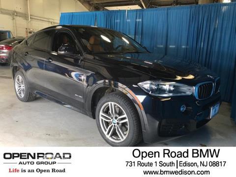 2015 BMW X6 for sale in Edison, NJ