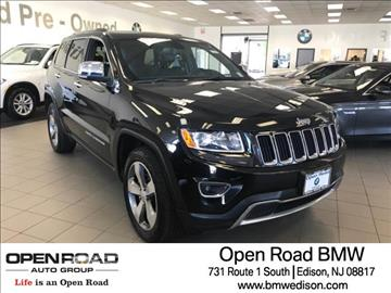2015 Jeep Grand Cherokee for sale in Edison, NJ